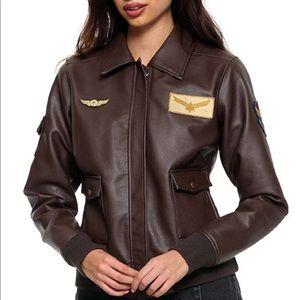 Marvel Captain Marvel Flight Bomber Jacket